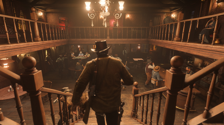 Red Dead Redemption 2 impresiones 9