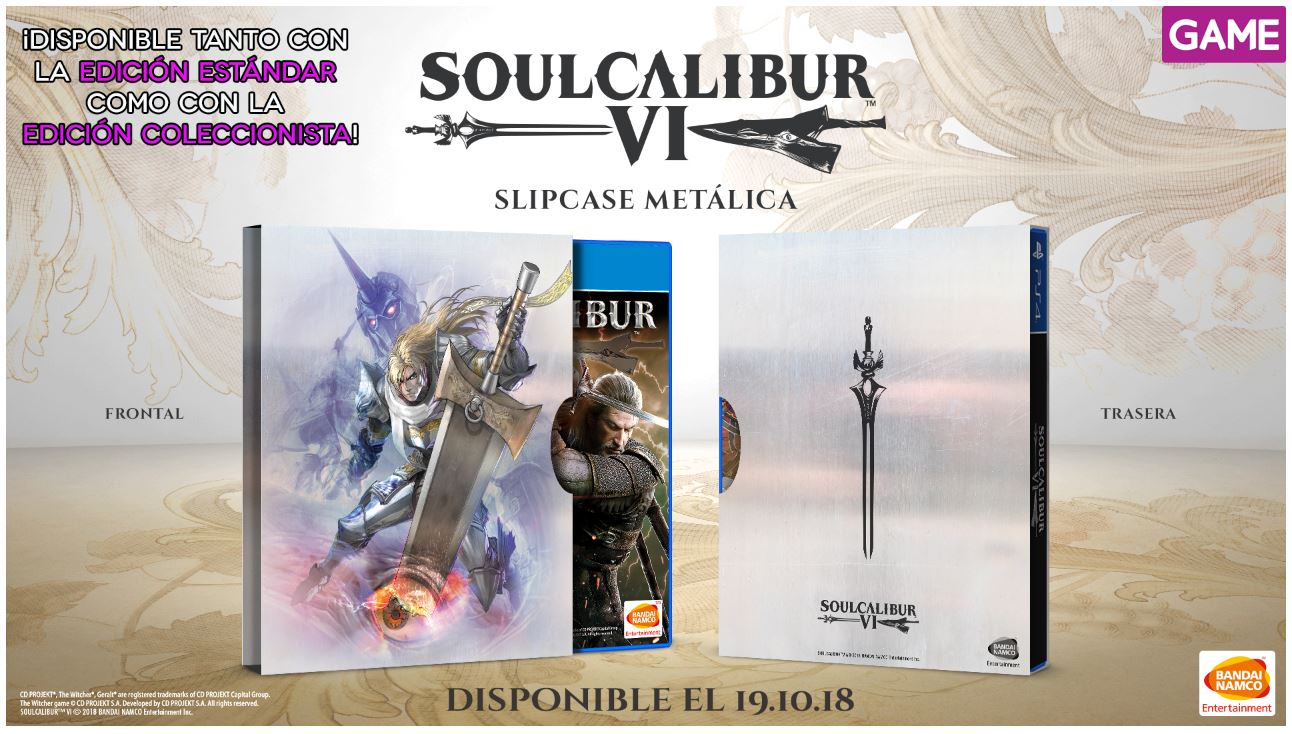 SoulCalibur VI en GAME