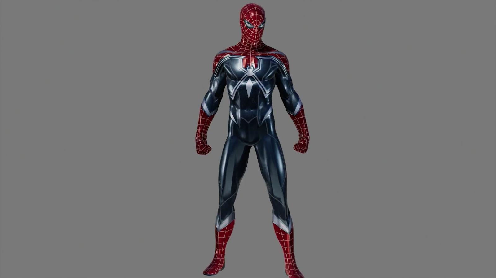 Spider-Man PS4 trajes DLC
