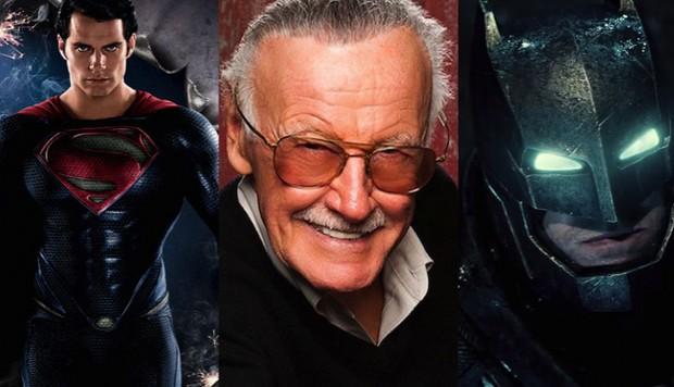 Stan Lee trabajó para DC