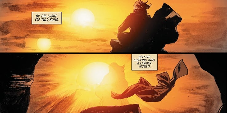 Star Wars Los últimos Jedi - Muerte de Luke