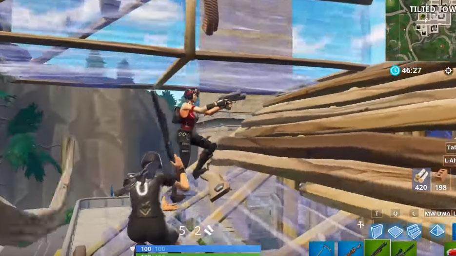 Técnicas Pro Fortnite