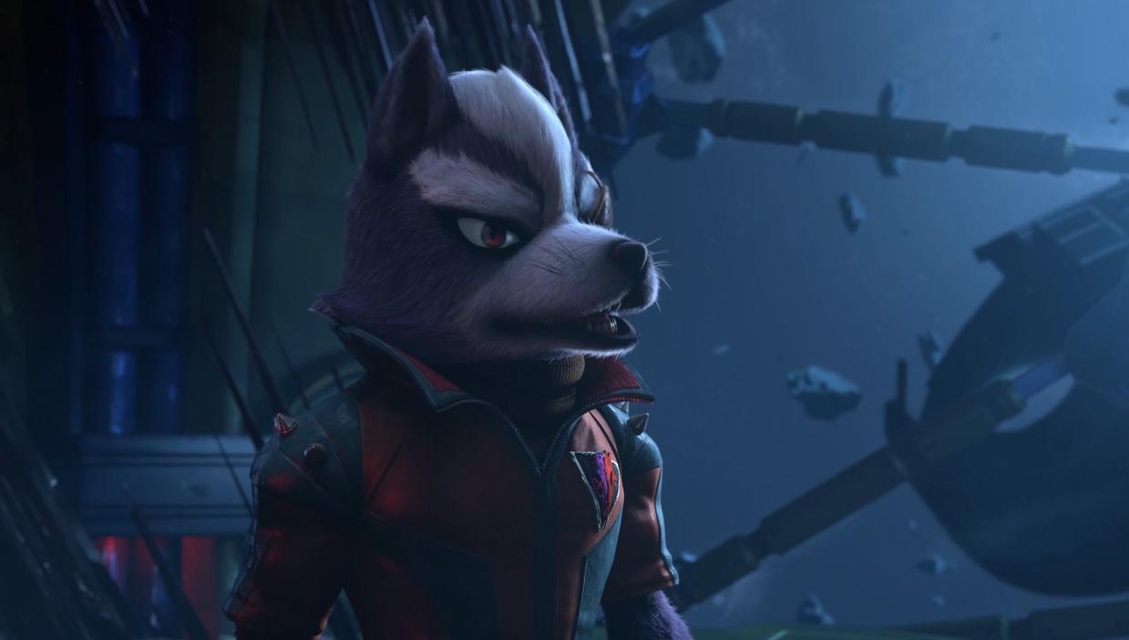 wolf, starlink,