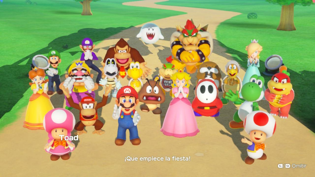 Analisis De Super Mario Party Para Nintendo Switch Hobbyconsolas