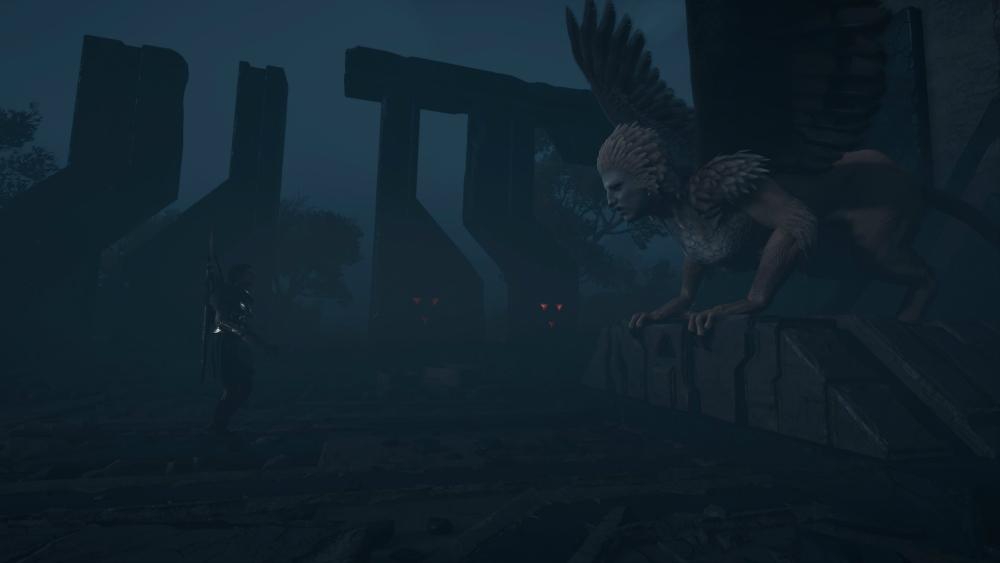 Assassin's Creed Odyssey - Esfinge