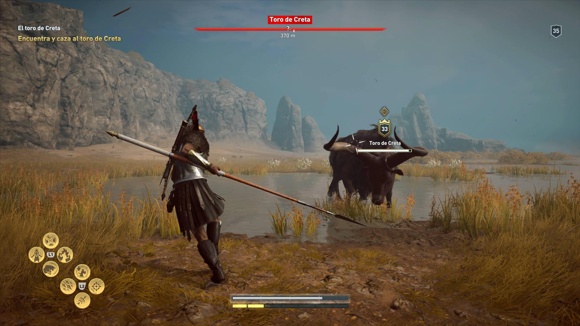Análisis de Assassin's Creed Odyssey para PS4, Xbox One y ...