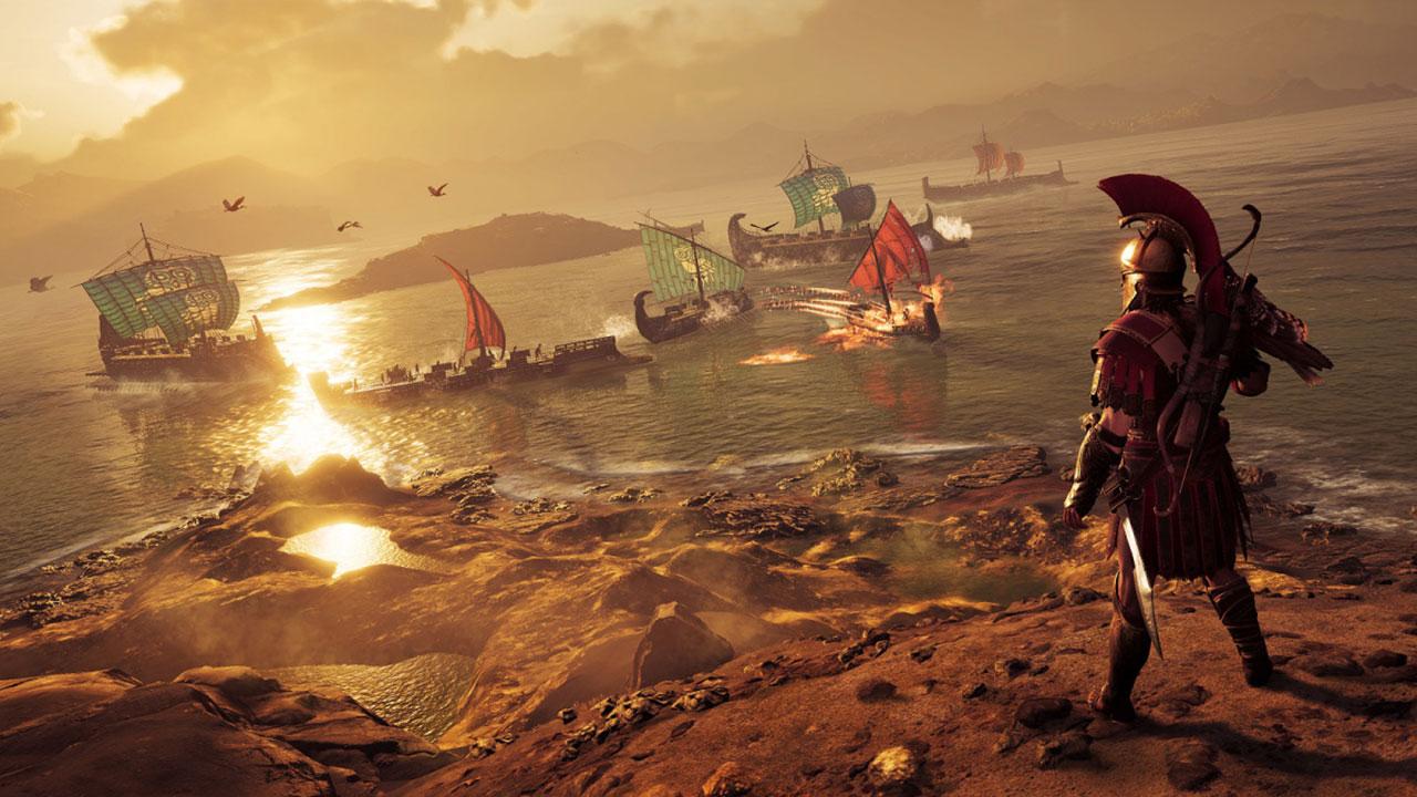 Dónde encontrar todos los cofres legendarios en Assassin's Creed Odyssey