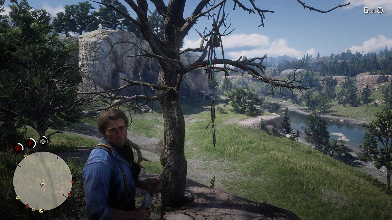 Atrapasueños en Red Dead Redemption 2: dónde encontrarlos todos y qué recompensa dan
