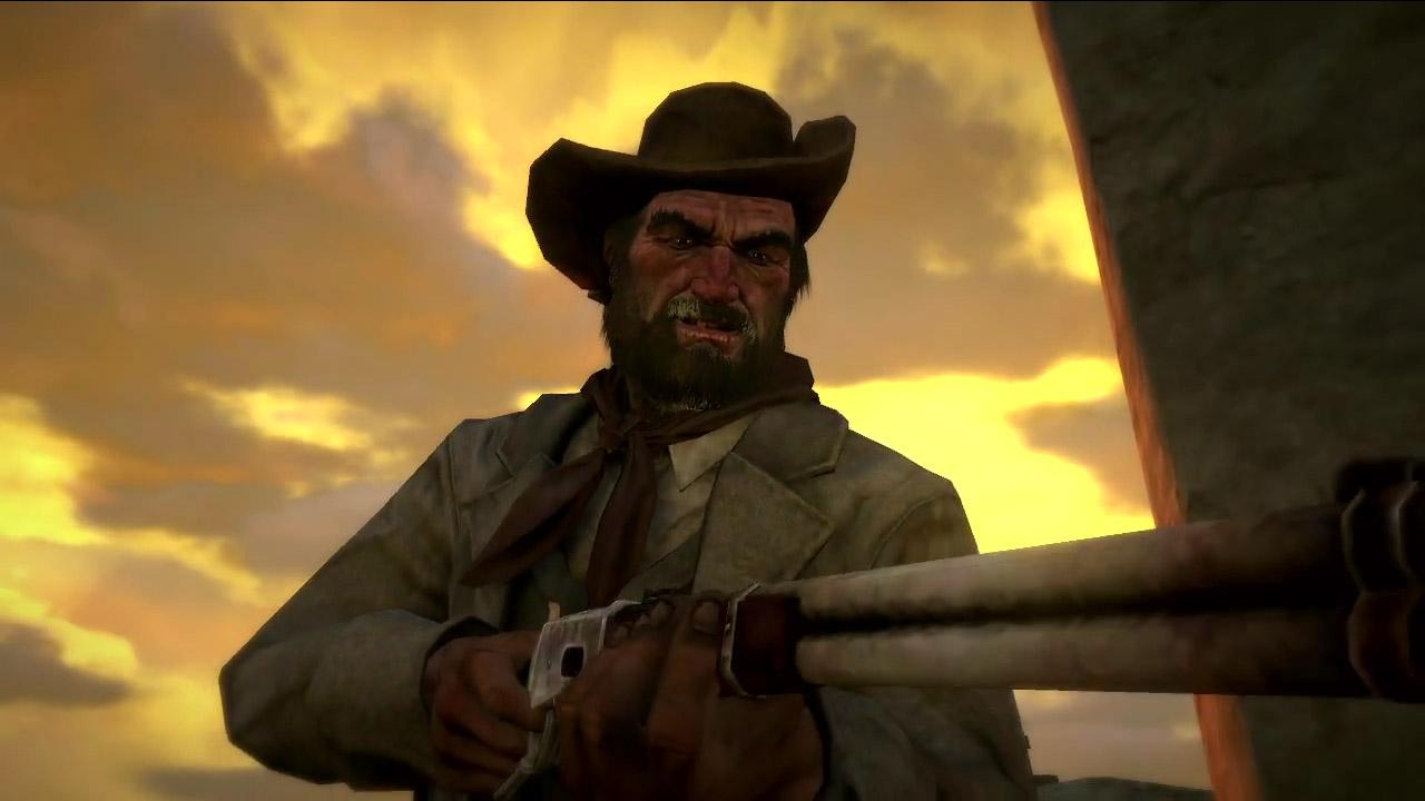 Red dead Redemption Bill Williamson