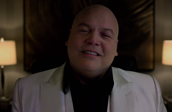 Daredevil temporada 3 - Kingpin