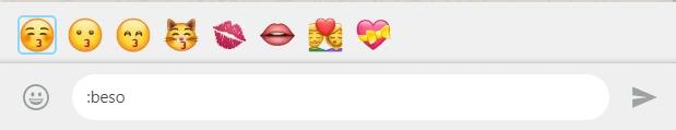 Emojis WhatsApp Web