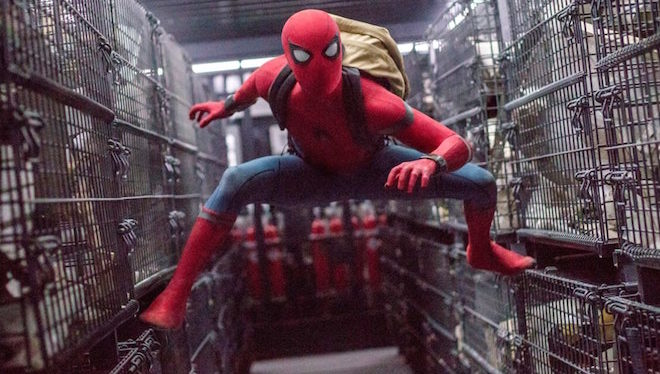 Errores UCM - Spider-Man Homecoming