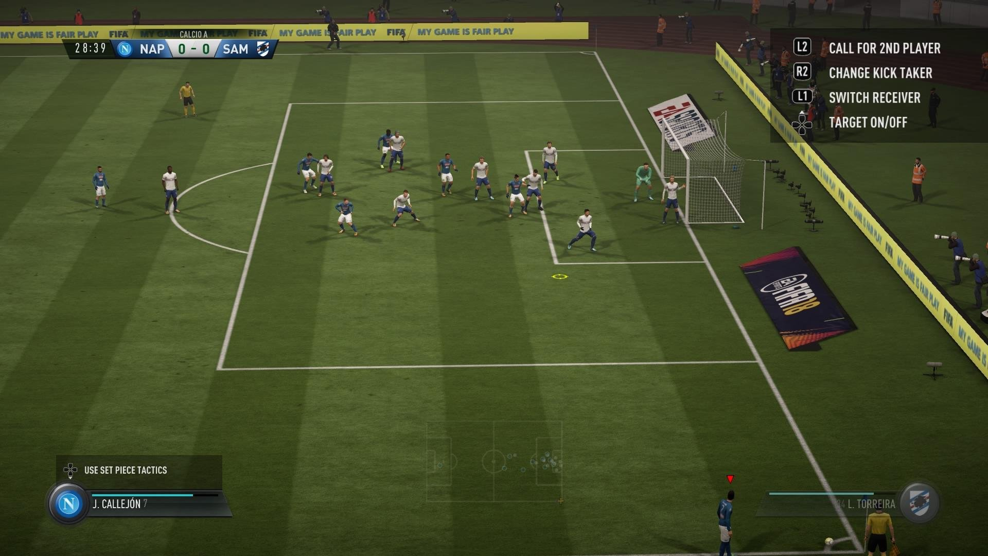 1a88f30dc Cómo marcar gol de córner en FIFA 19  trucos y consejos - Guías y ...