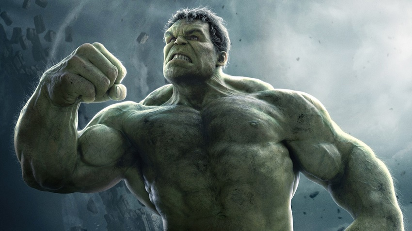 Hulk Universo Cinematográfico Marvel