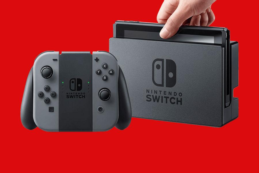 Nueva actualización de Nintendo Switch 8.0