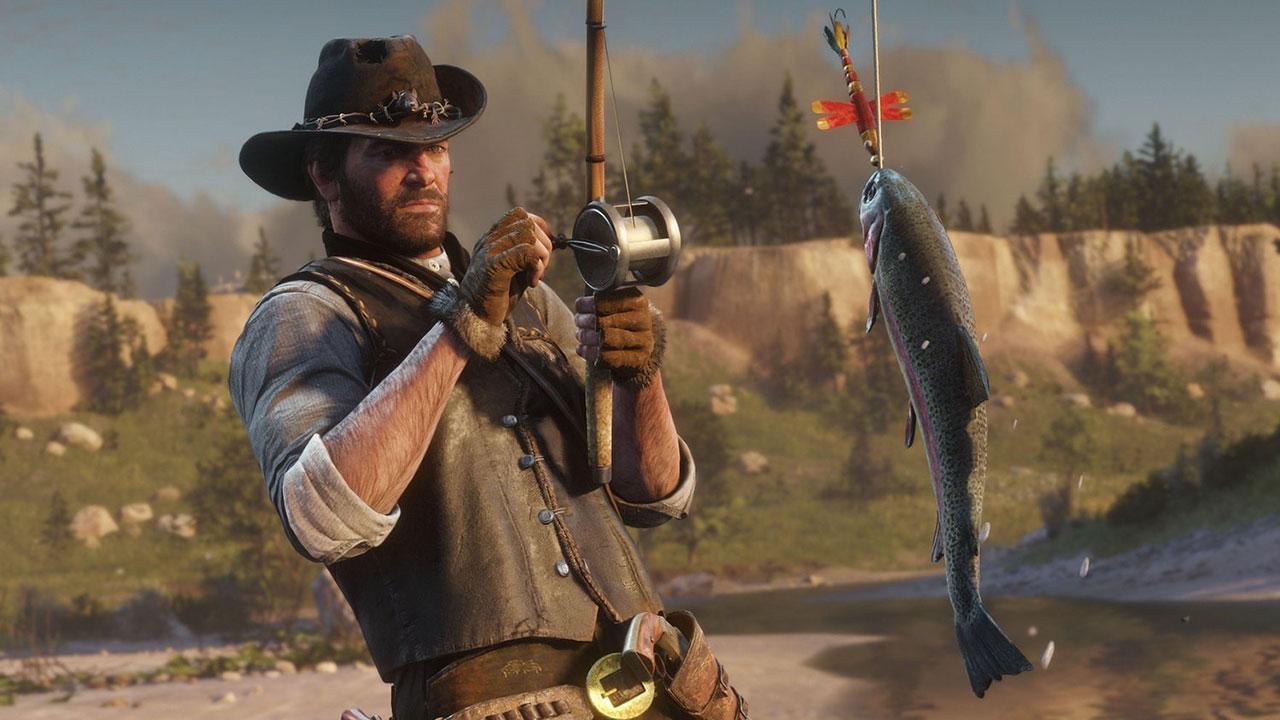 Peces legendarios en Red Dead Redemption 2: dónde encontrarlos (y cómo capturarlos)