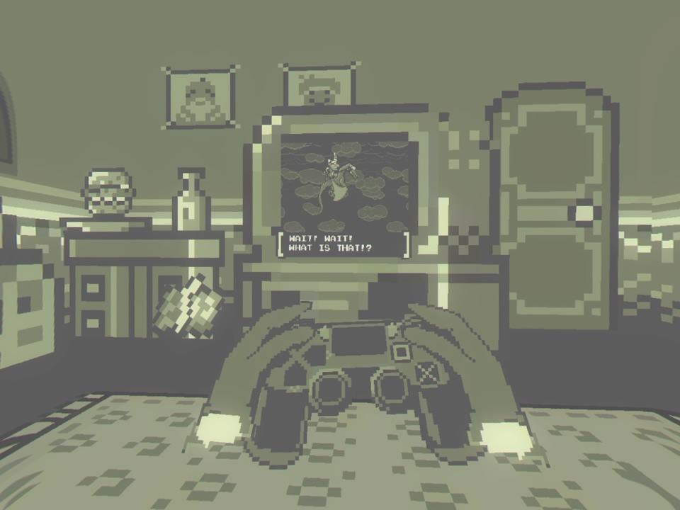 Pixel Ripped 1989 1