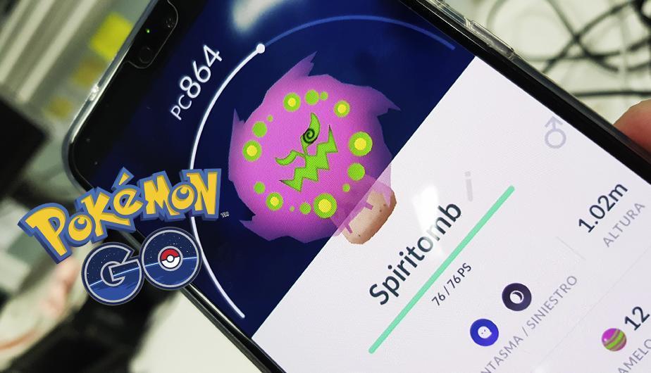 Pokémon GO - Spiritomb