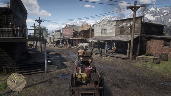 Red Dead Redemptio 2 review 11