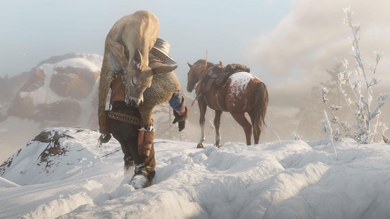 Cómo conseguir pieles perfectas en Red Dead Redemption 2 de todos los animales