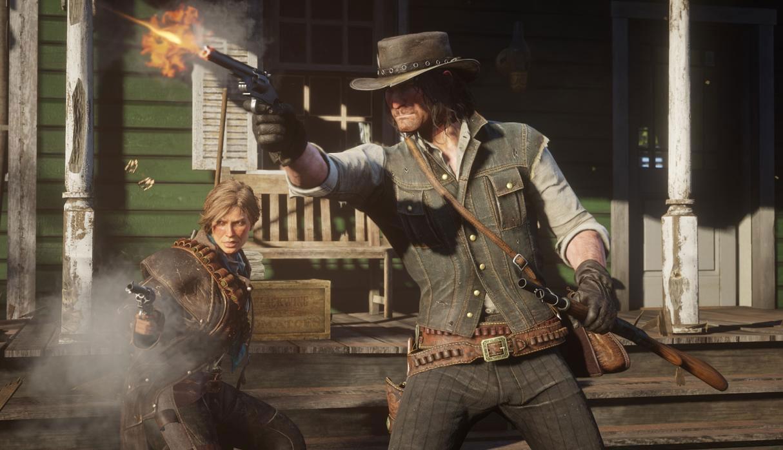 Red Dead Redemption 2 vende 725 millones de dólares en tres días