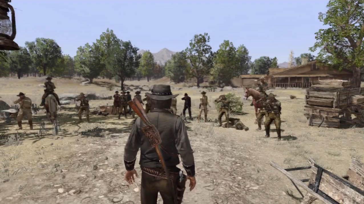 Red Dead Redemption final