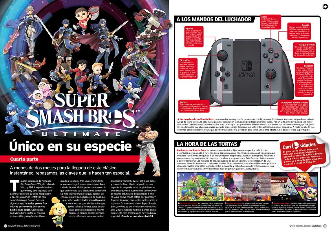 Smash Bros. RON 314