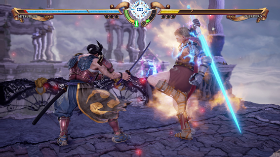 soul calibur 6 3