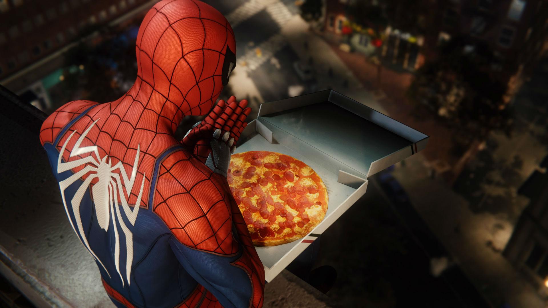 Spiderman PS4 El Atraco