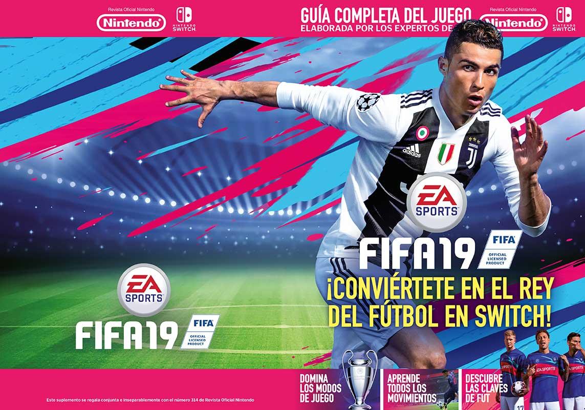 Suplemento FIFA 19 RON 314