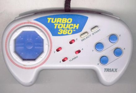 Turbo Touch 360º