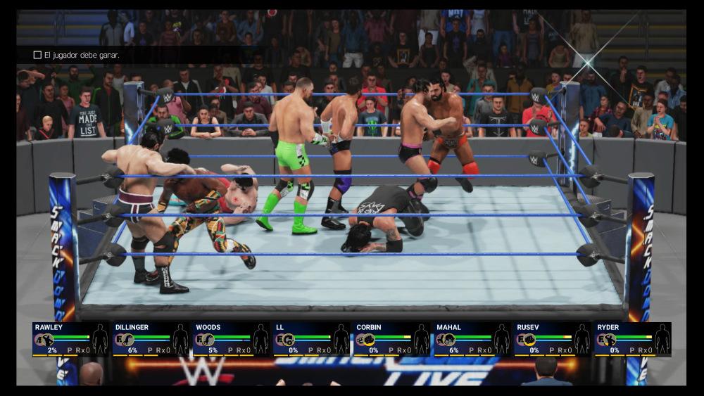 WWE 2K19 - Royal Rumble