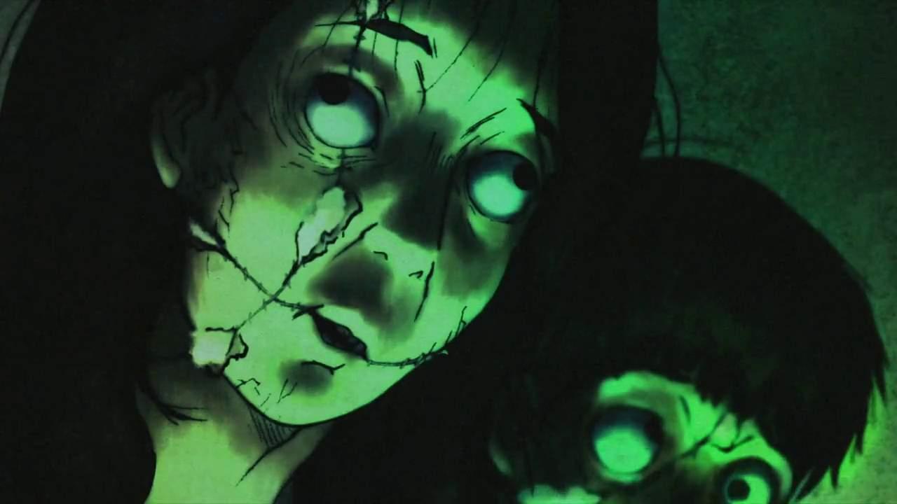 Las 10 mejores series anime de terror