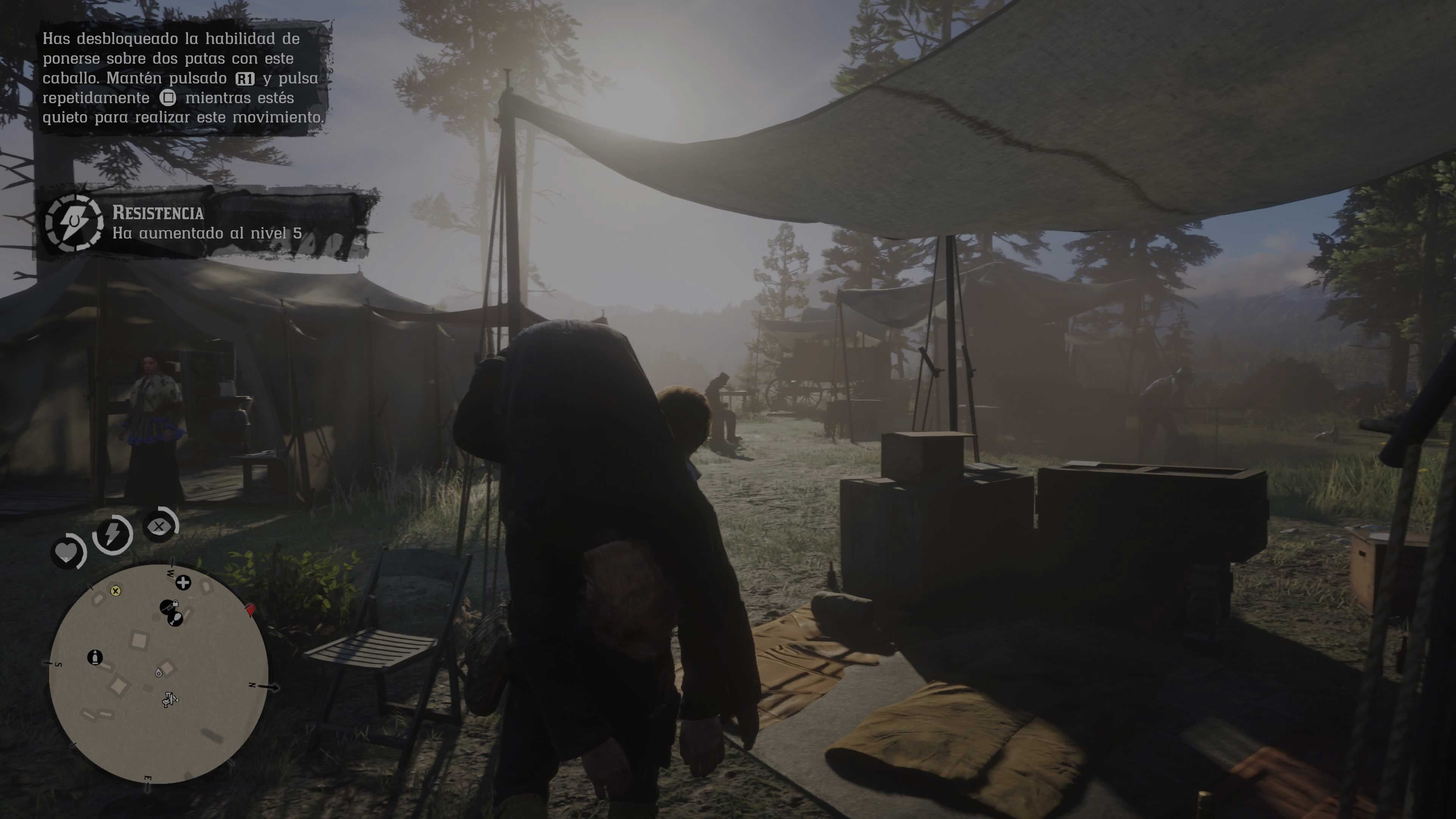 Atributos Red Dead Redemption 2
