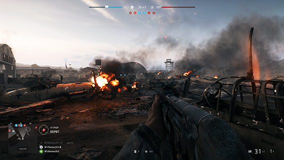 battlefield V 10