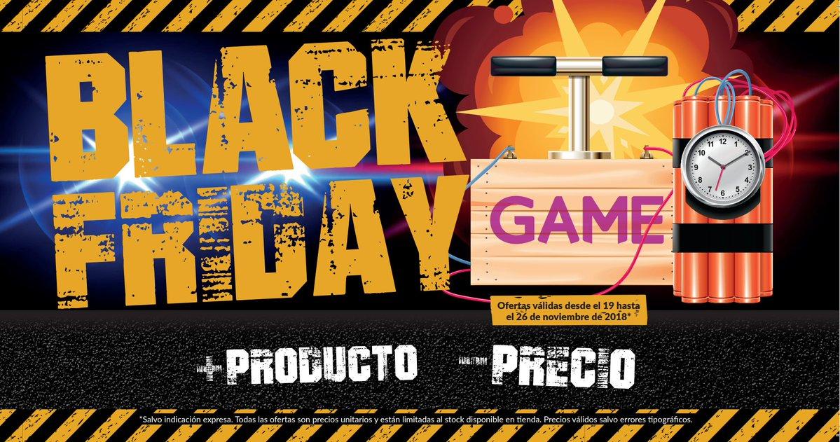 Black Friday 2018 GAME