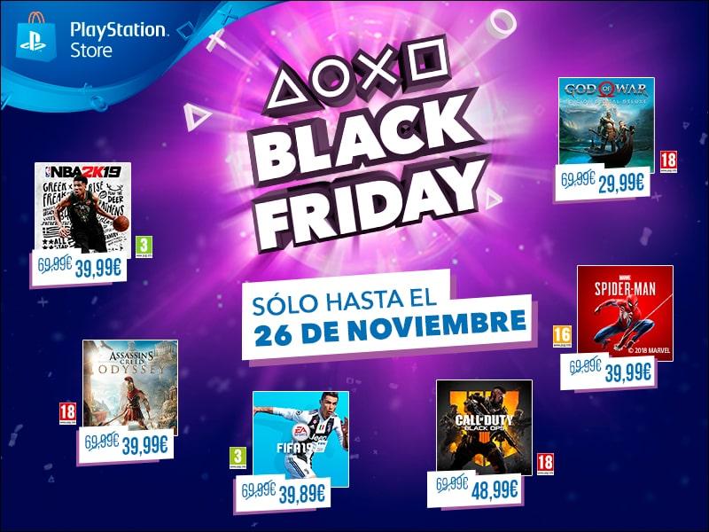 Black Friday PlayStation