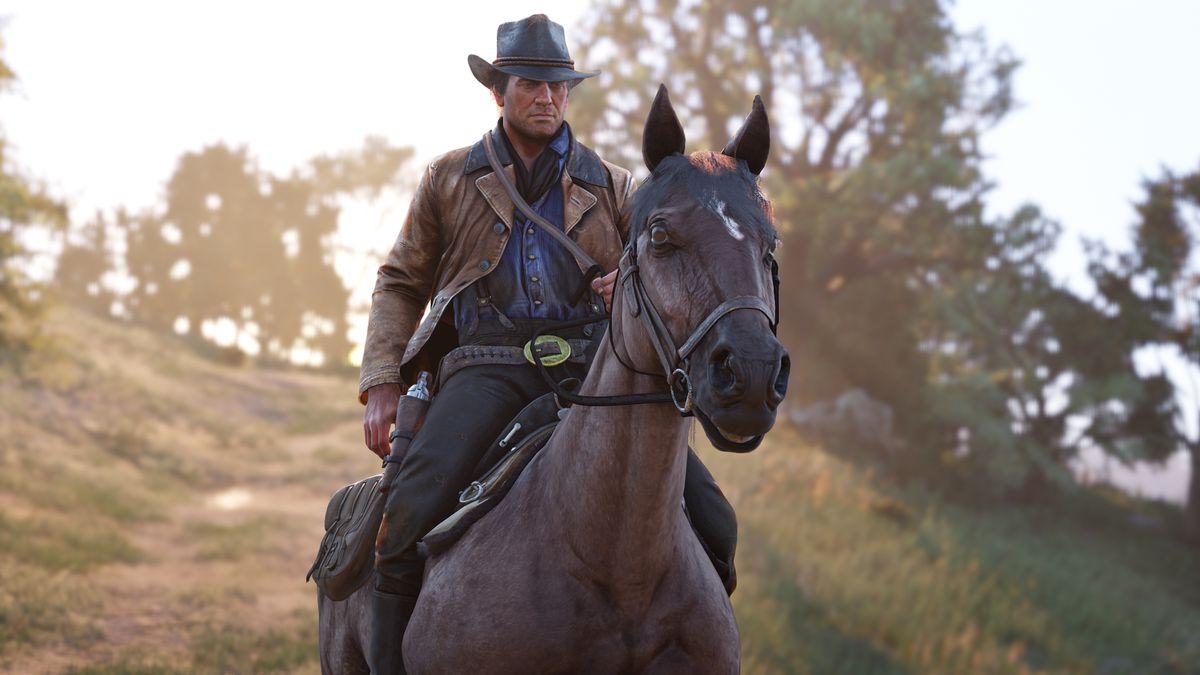 Consigue gratis cualquier caballo, incluido el mejor, en Red Dead Redemption 2