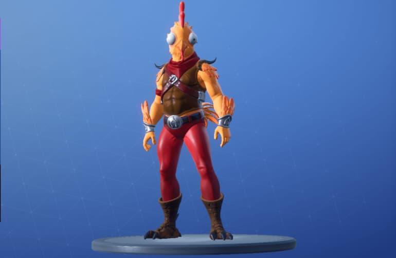 The Chicken Trooper