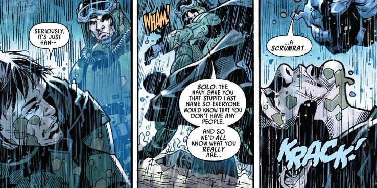 Cómic Han Solo: Imperial Cadet