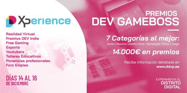 DEV Gameboss