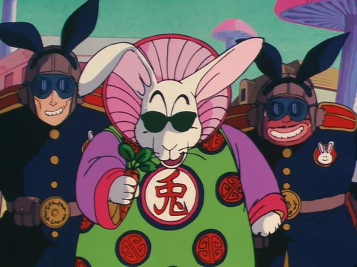 Dragon Ball - Jefe de la Banda de los Conejos