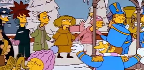 Errores de Los Simpson - Actor Secundario Bob