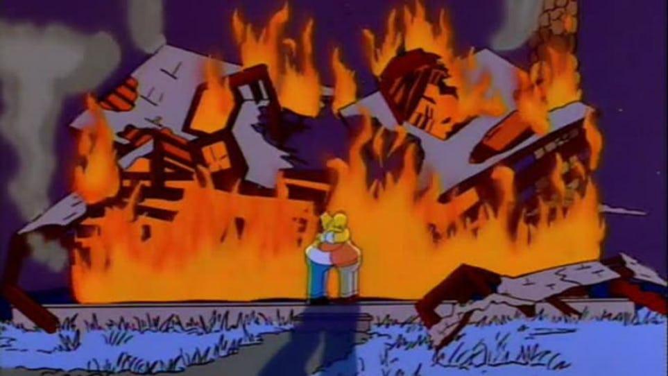 Errores de Los Simpson - La granja