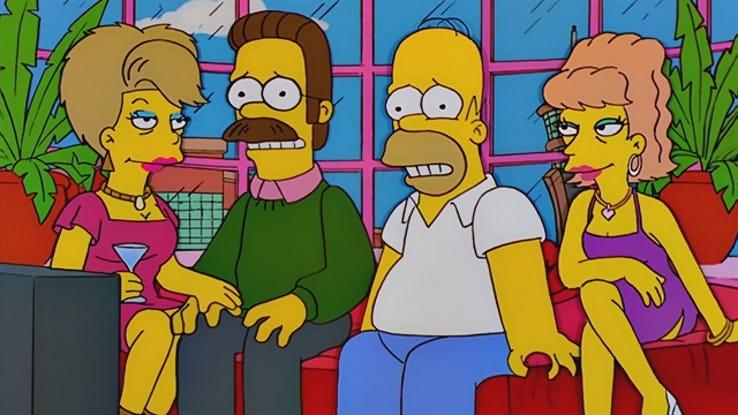 Errores Simpson - Las Vegas