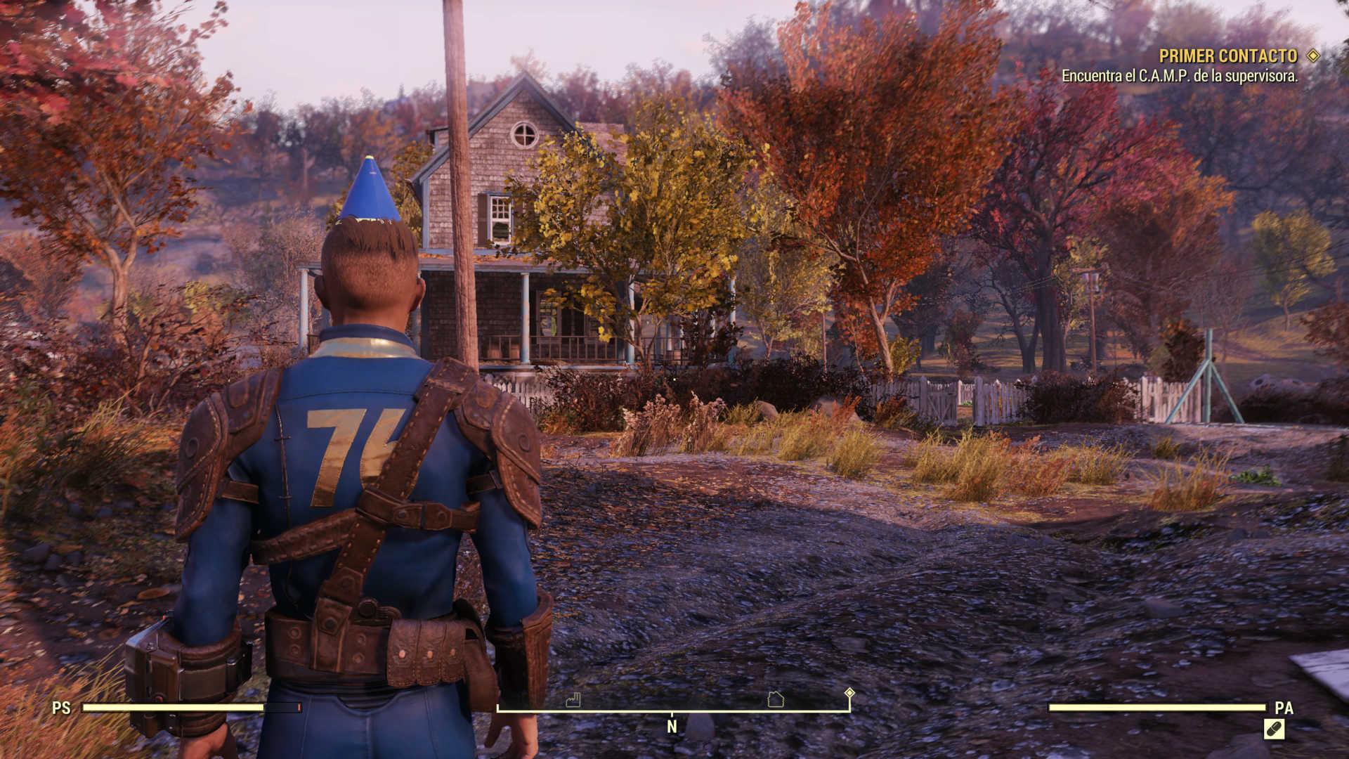 Fallout 76 beta