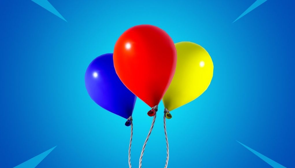 Fortnite globos