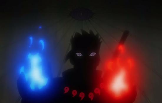 Jutsus Naruto - Banbutsu Sôzô no Jutsu