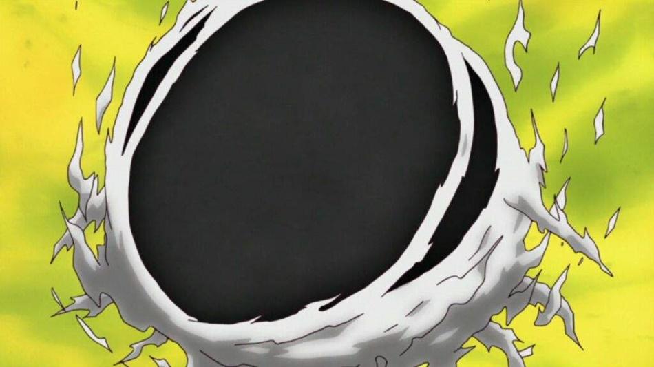Jutsus Naruto - Bôchô Gudôdama