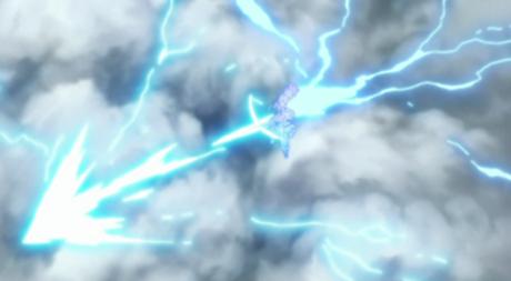 Jutsus de Naruto - Flecha de Indra